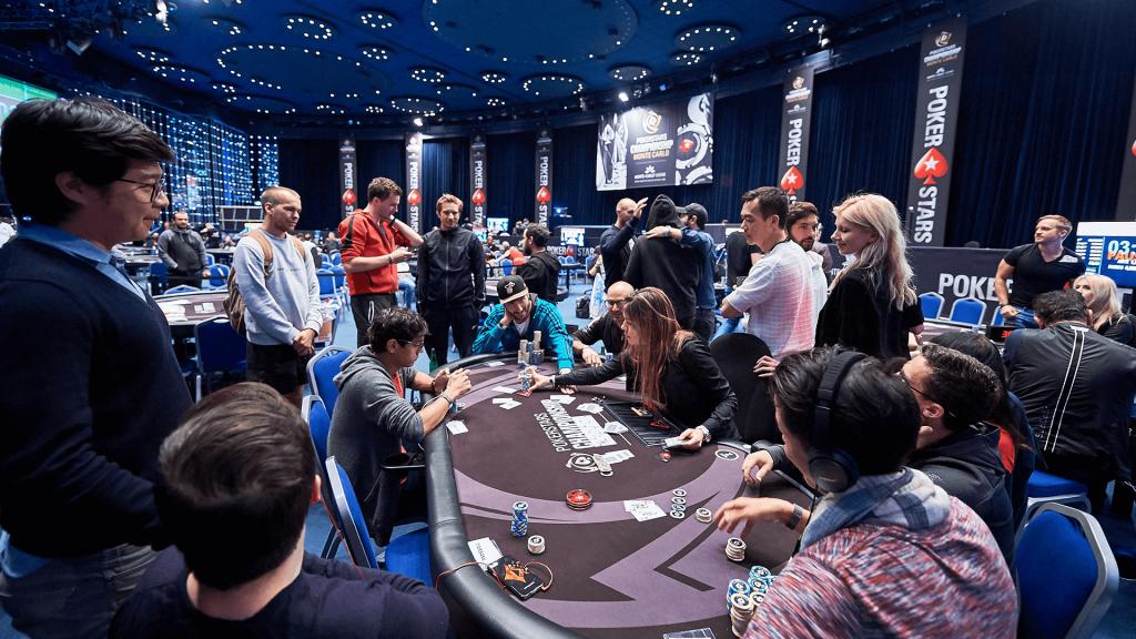 Definitions of pokerrooms casino poker room
